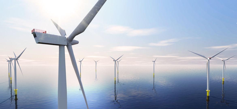 Off Shore Wind Energie
