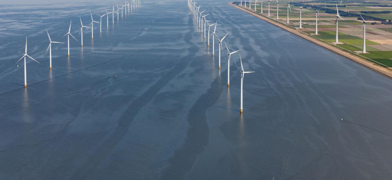 Offshore-Windpark Energie