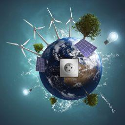 Neutrino Grüne Energie
